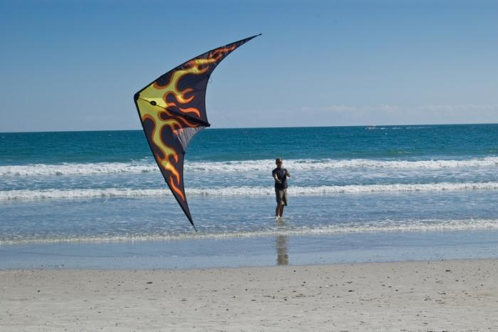 kites gower rhossili wales