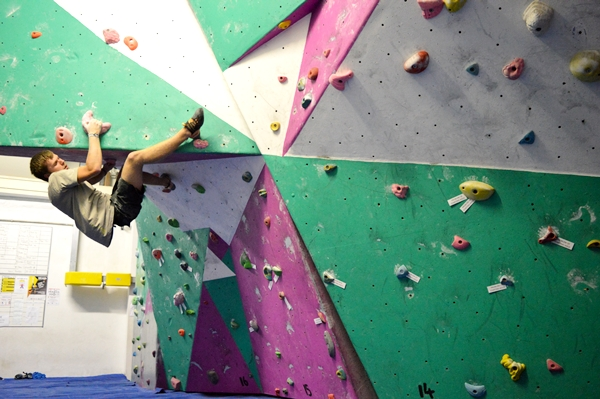 Dynamic Rock Adventures Swansea's Indoor Climbing Centre