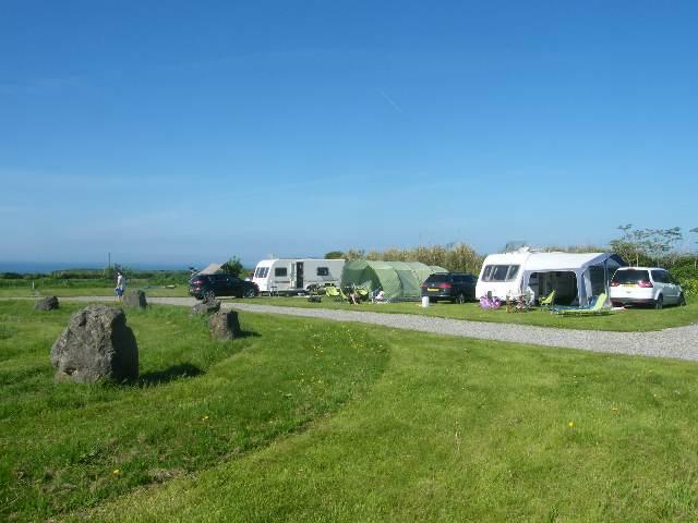 Pitton Cross Caravan Park Gower