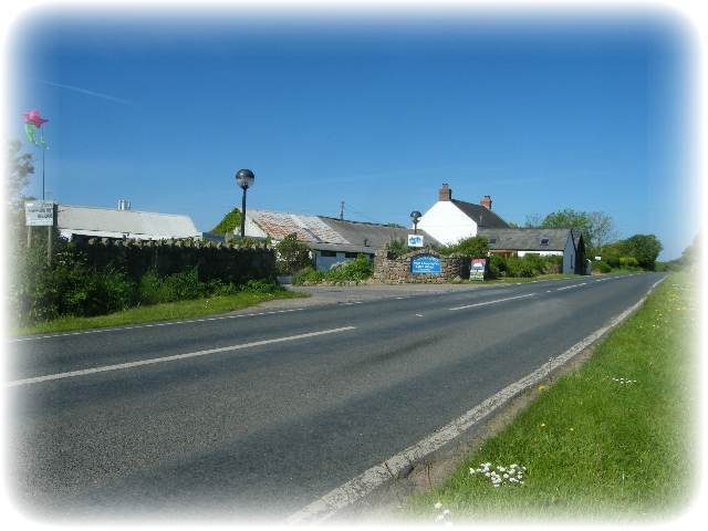 pitton cross entrance
