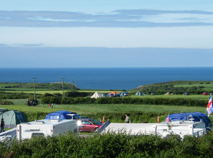Gower Camping facilities