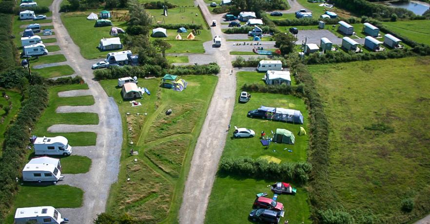 Gower Caravan & Camping Site