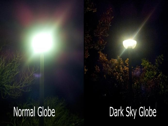 Dark Sky Lights At Pitton Cross