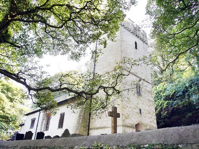 Oxwich, St Illtyd's Church