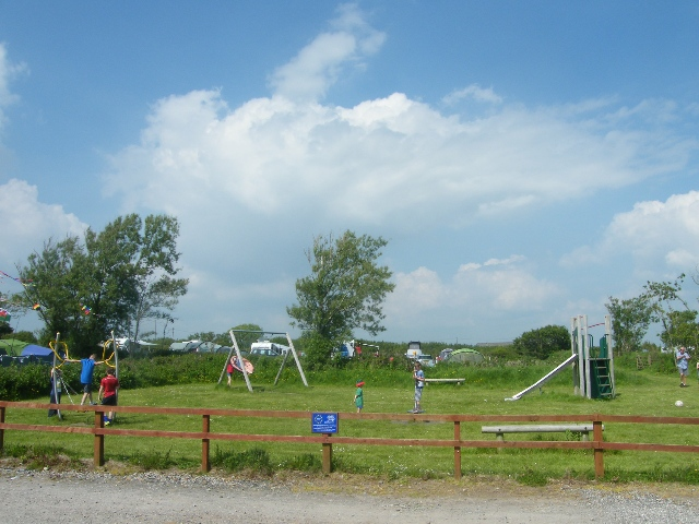 Play Park Pitton Cross Rhossili Gower