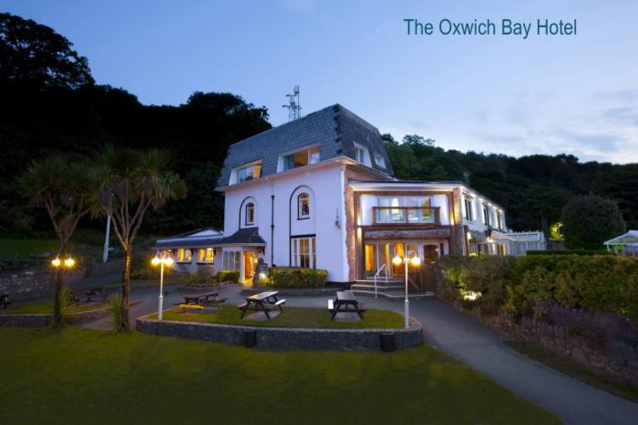 Oxwich bay Hotel Dog Friendly  Gower