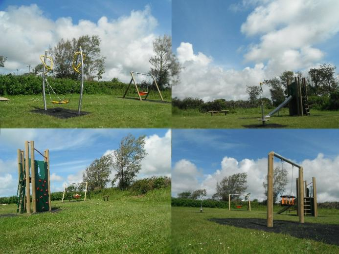 In 2012 we revamped our much enjoyed Play Area