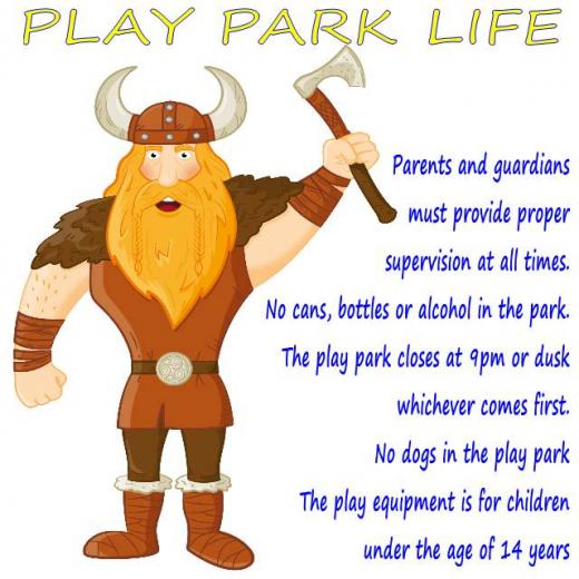 Play Park Rules