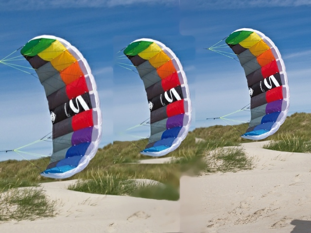 Power Kites foil
