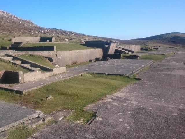 Radar Station on Rhossili hill