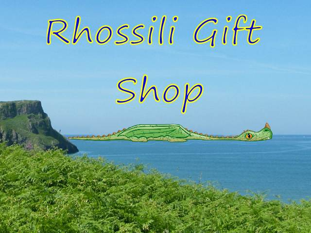 Rhossili Gift Shop Gower