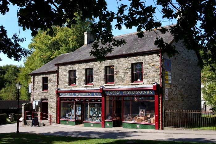 A walk around Wales - from Celtic times to the present day St Fagans is one of Europe's leading open-air museums and Wales's most popular heritage attraction and admission is free!