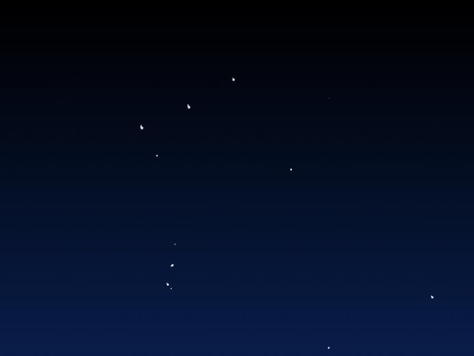 Orion (constellation) Taken at Pitton Cross