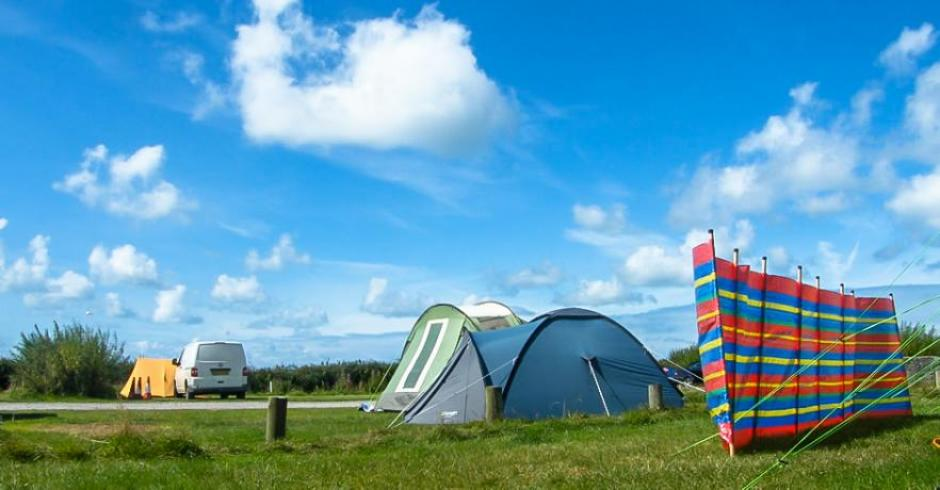 Pitton Cross Caravan & Camping Site