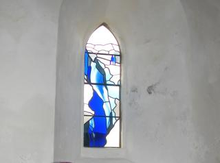 New Window Unveiled at Rhossili Church