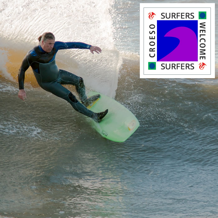 Gower surfing holiday