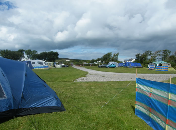 Gower Campsite Tariffs