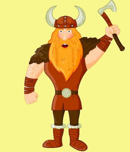 The Viking King, Sweyne Forkbeard is said to be buried atop Rhossili Downs,